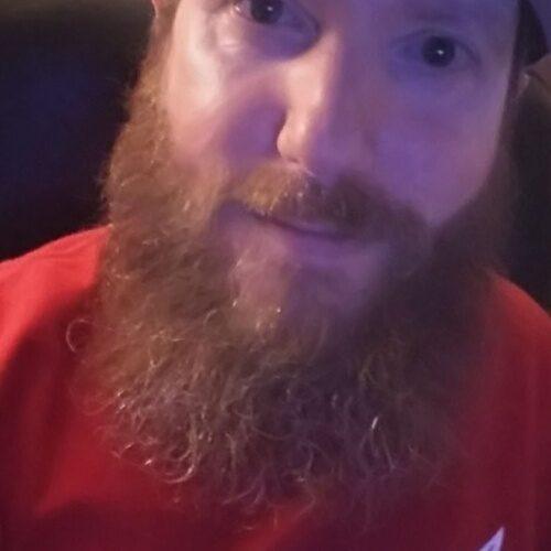 Si tu veux sucer un mec barbu